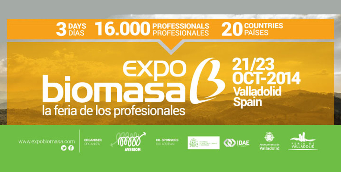 Expo Biomasa banner